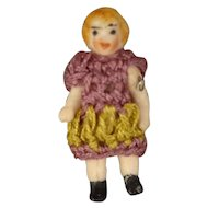 All Bisque Carl Horn Doll