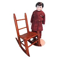 Doll Size Rocking Chair