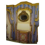 Doll House Ormolu Mirror