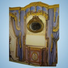 Doll House Ormolu Mirror