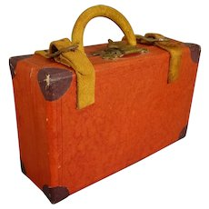 Doll'sRed Suitcase as Candy Container