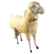 Large German Putz Lamb