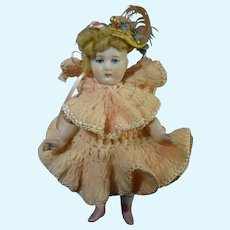 """6"""" Chunky All Bisque Doll"""