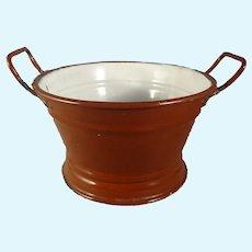Granite Enamel Miniature Bowl