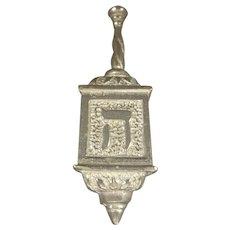 Miniature Jewish Dreidel