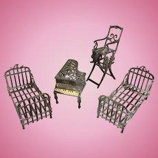 French Simon et Rivollet Furniture