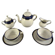 Toy Granite Tea Set Complete
