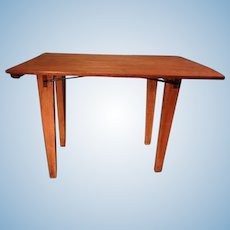 Doll Size Folding Table
