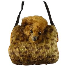 Fabulous Fur Muff for a Fashion Doll Accessory