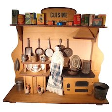 "French Doll's Kitchen ""Cuisine du ma poupee""  Loaded"