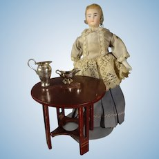 "Lovely 7"" Doll House Lady"