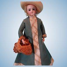 Miniature Fashion Buttock Basket
