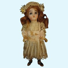 German Bisque Doll in Original Box