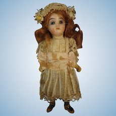 German Bisque Doll in Original Box