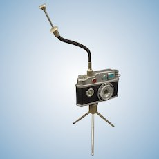 Camera Lighter on Stand