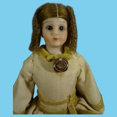 """6 1/4"""" Simon and Halbig Doll House Doll"""