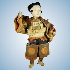 "6"" Vintage Japanese Doll"