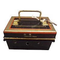 Cash Box for Doll House Store or Room Box Shop