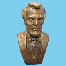 Miniature Abraham Lincoln Statue