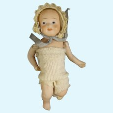 All Bisque Limbach Baby Doll