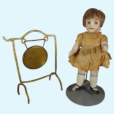 Ormolu Dinner Gong for Doll House