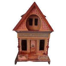 R. Bliss Keyhole Doll House