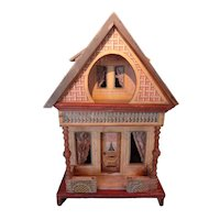 R. Bliss Keyhole Doll House