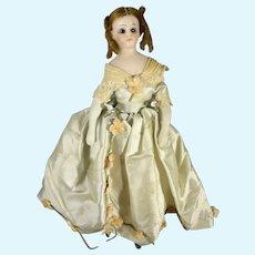 "5 3/4"" Simon and Halbig Little Woman Doll House Doll"