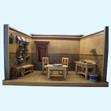 Gottschalk Kitchen Room Box for French Market