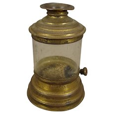 Miniature Magnifier Box with Specimen