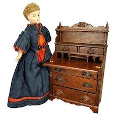 Doll House Desk Artist Made Carl Forslund