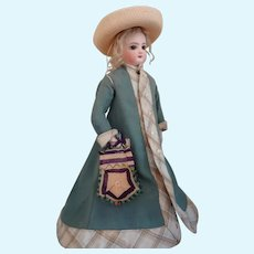 Fashion Doll's Purse with Exquisite Detail