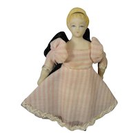 """3 3/4"""" Doll House """"Alice"""" Doll"""