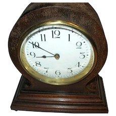 Vintage Mantel Clock by New Haven Clock Company