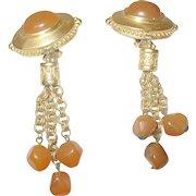 Vintage Liz Claiborne Drop Earrings