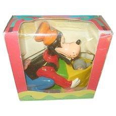 Vintage Walt Disney Production Action Pets Goofy