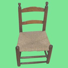 Early American Child's Chair 1790's