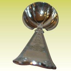 Vintage Lg Silver Plate Ladle