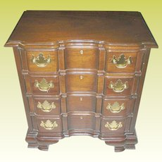 Vintage Small Chest of Drawers by Couneill