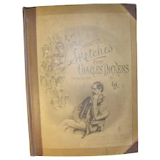 Character Scetches from Charles Dickens Pourtrayed by KYD.
