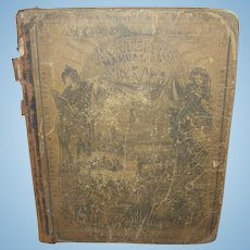 "Textbook Manual of Geography by James Monteith ""Nat. Geo. Series No. 3"" 1867"