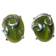 Vintage Earrings by Whiting Davis Co