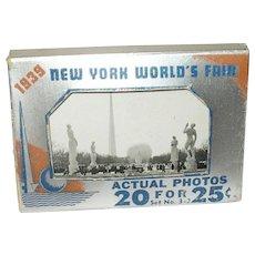 New York World's Fair 1939 20 Actual Photos
