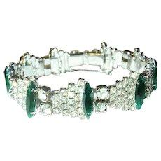 Art Deco Bracelet by Kramer of NY