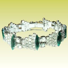 Art Deco Bracelet by Kramer of NY