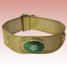 Vintage Mesh Bracelet