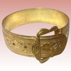 Vintage Bracelet Belt Buckle