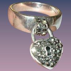 Vintage Ring Sterling