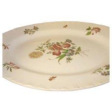 Vintage Wedgwood of Etruria & Barlaston Platter Dish