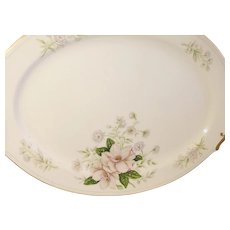 Vintage Grace China Rochelle Platter Dish